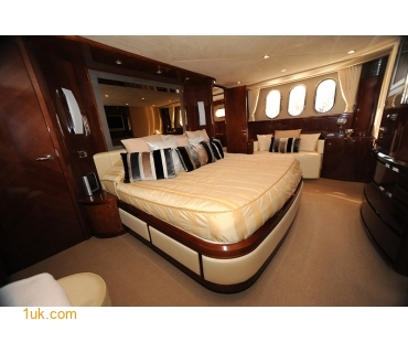 Lucky Ash Princess yacht in Southampton available for charter with 1