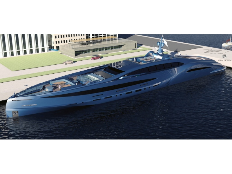 Superyachts for sale - New Build