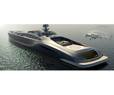 Nedship 90m Superyacht