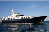 117 Delta Classic MY Luxury Yacht 1996
