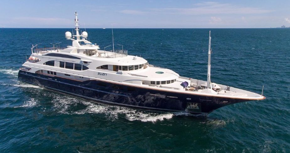 M/Y Swan 