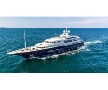 M/Y Swan Superyacht sailing
