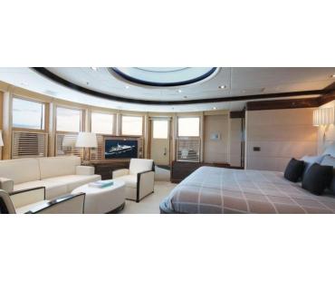 M/Y Swan Superyacht VIP cabin
