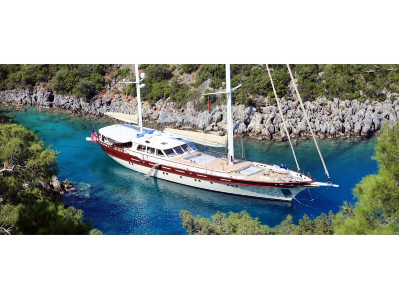 SU Marine Sailing Ketch ( Gulet) For Sale