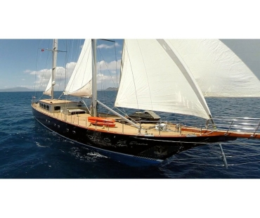 Classic Gulet Style Sailing yacht for sale