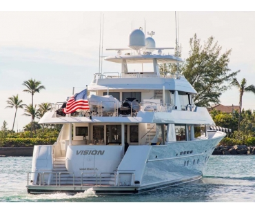 130' Westport Tri-Deck Luxury Yacht 2003 Yacht for Sale