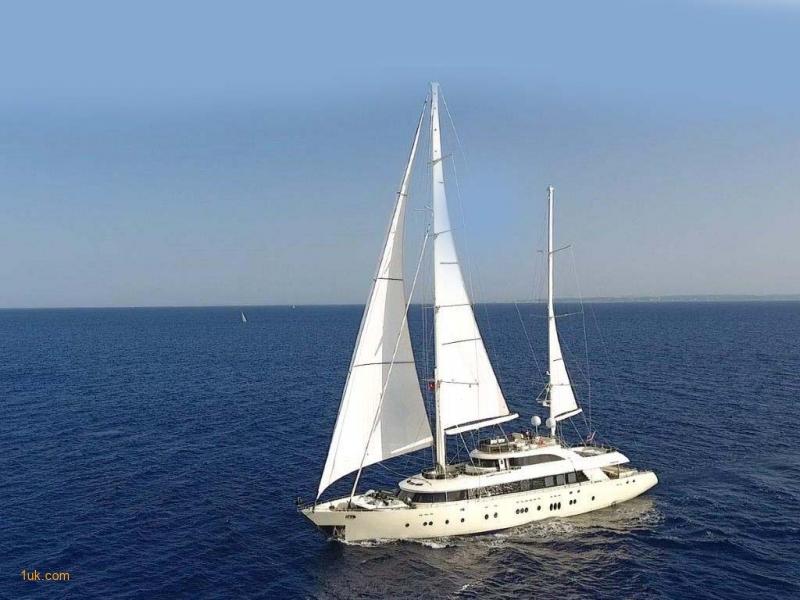 167' Yildizar Yachting Custom Motorsailor 2017