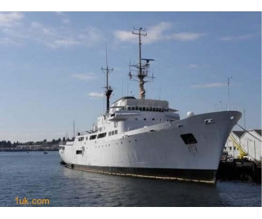 Expedition commercial yacht: Aerojet General for sale