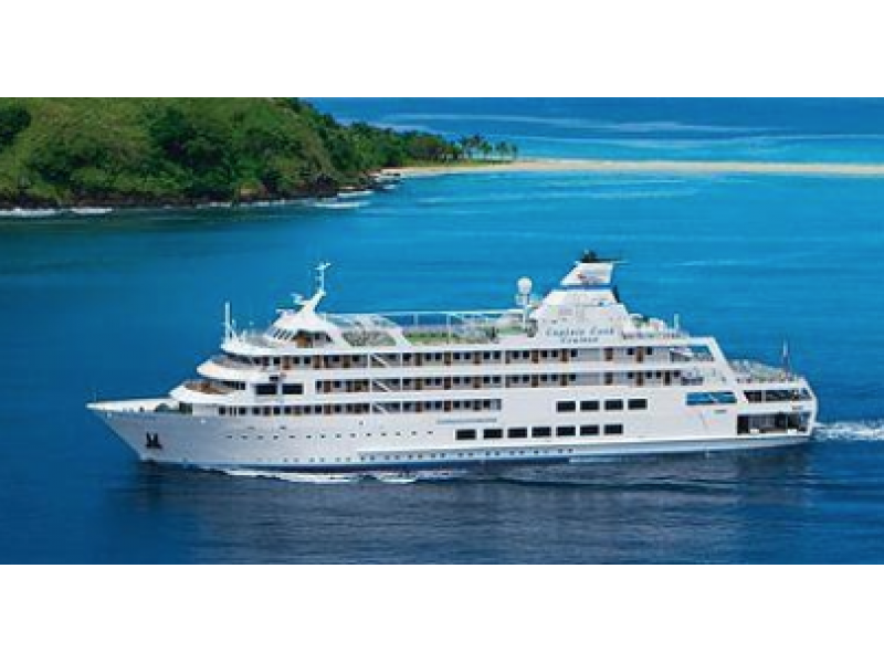 73 Metre Cruise Ship