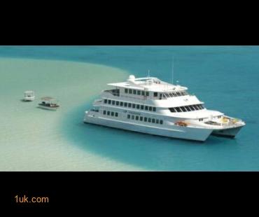 Catamaran Cruise Ship