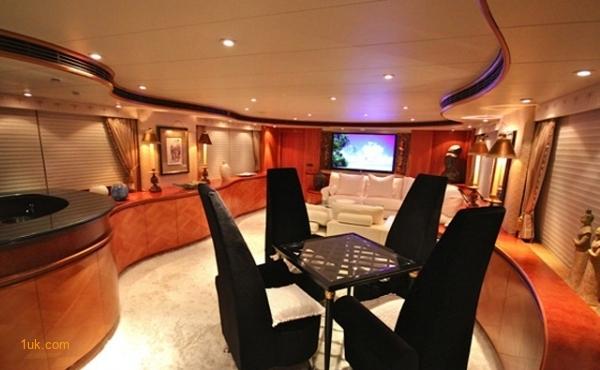 1 Luxury yacht Miami Florida