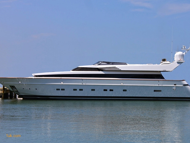 1 Luxury yacht Miami Florida