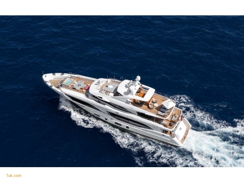 Benetti Yacht: Mediterraneo 116