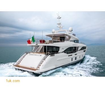 Benetti Yacht: Delfino 95