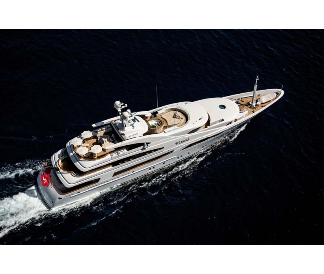 For Sale: St David Benetti luxury Yacht