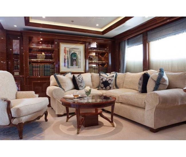 Yacht St David - Master Lounge