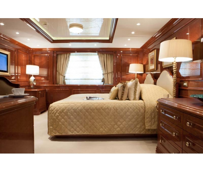 Yacht St David - VIP 1