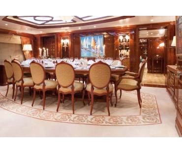 Yacht St David - MD Dining