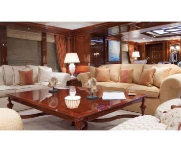 Yacht St David - MD Lounge