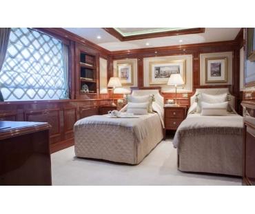Yacht St David - Twin 2