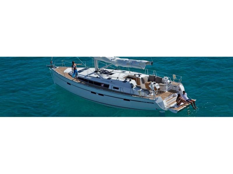 Bavaria 46 yacht charter & sailing holidays