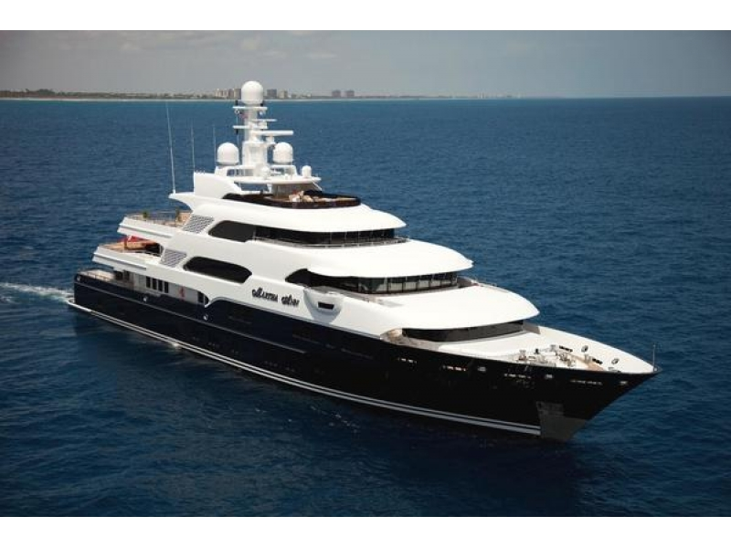Superyacht for sale Martha Ann
