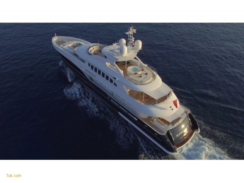 Sirocco | Superyacht Charters