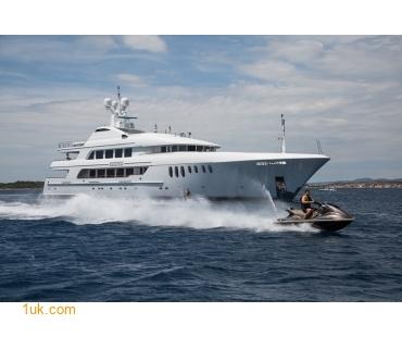 M/Y Mustique Superyacht