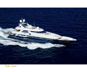 Superyacht Kijo for sale