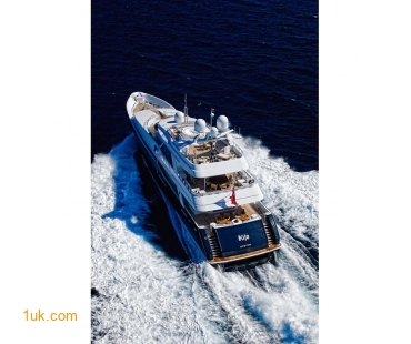 Exclusive luxury on board