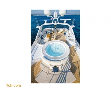 sundeck-overview - a state of great comfort or elegance, especially when involving great expense.