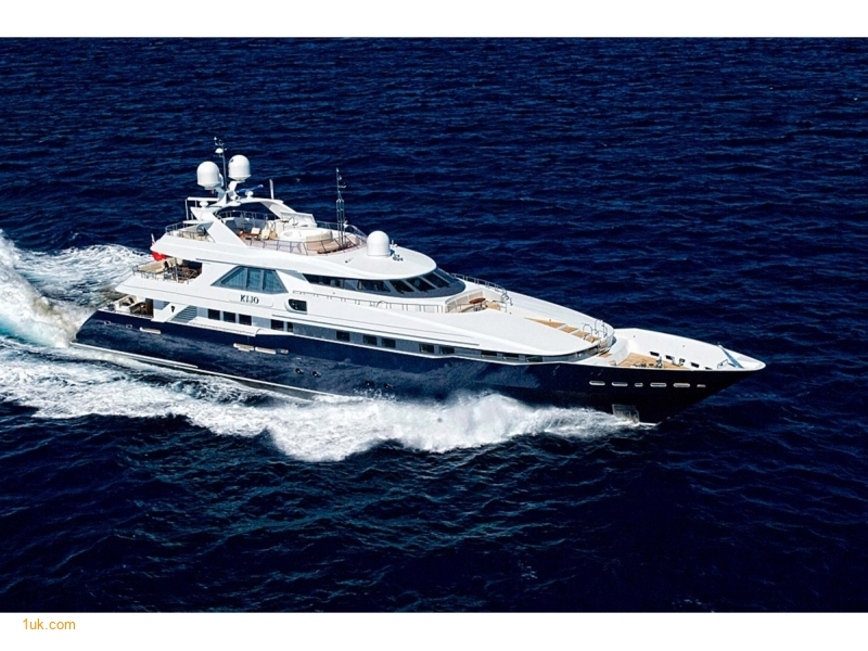 M/Y Kijo Motor Yacht For Charter