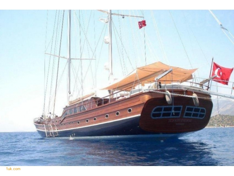 S/Y Carpe Diem IV FOR SALE
