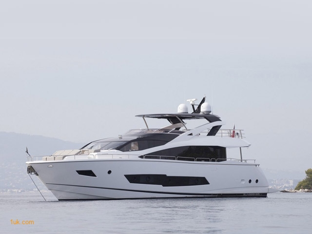 for sale sunseeker yacht