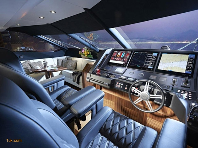 luxury sunseeker yacht for sale