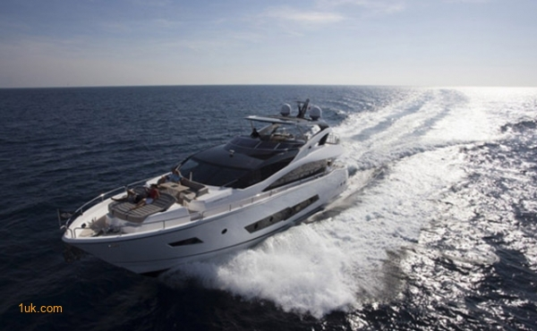 used Sunseeker yacht for sale