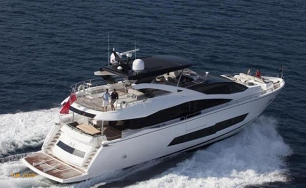 86 Sunseeker 86 Yacht Motor Yacht 2015