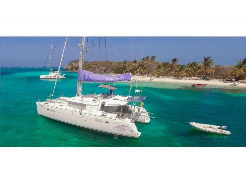 Lagoon 450: Charter in Cape Verde