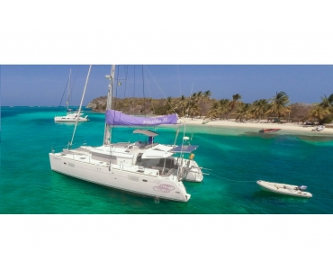 Lagoon 450: Charter in Cape Verde