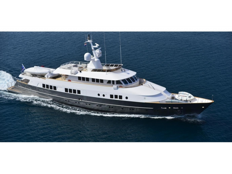 M/Y Berzinc: Motor Yachts For Sale