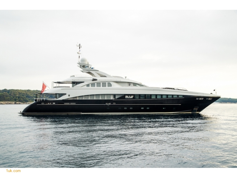 Superyacht for sale: Bliss