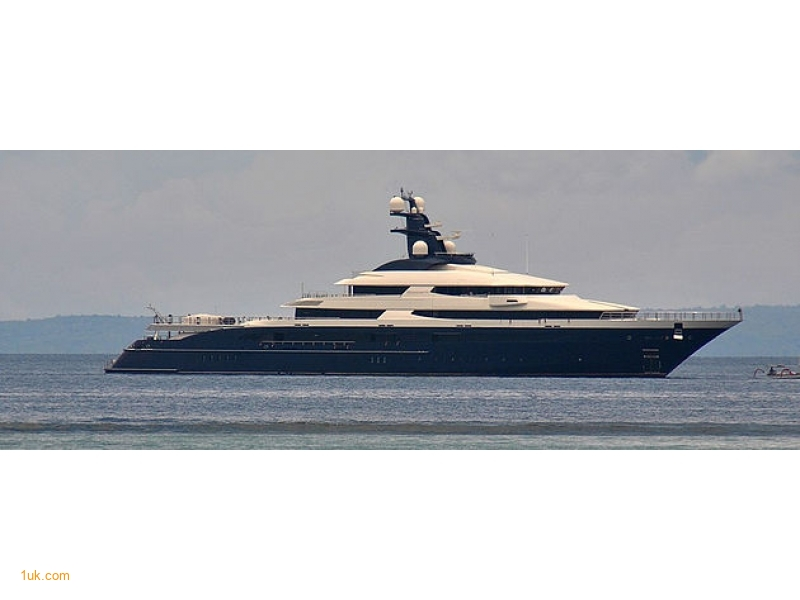 Equanimity superyacht ( Sold)