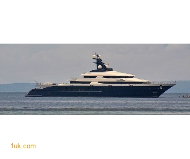 Equanimity superyacht for sale
