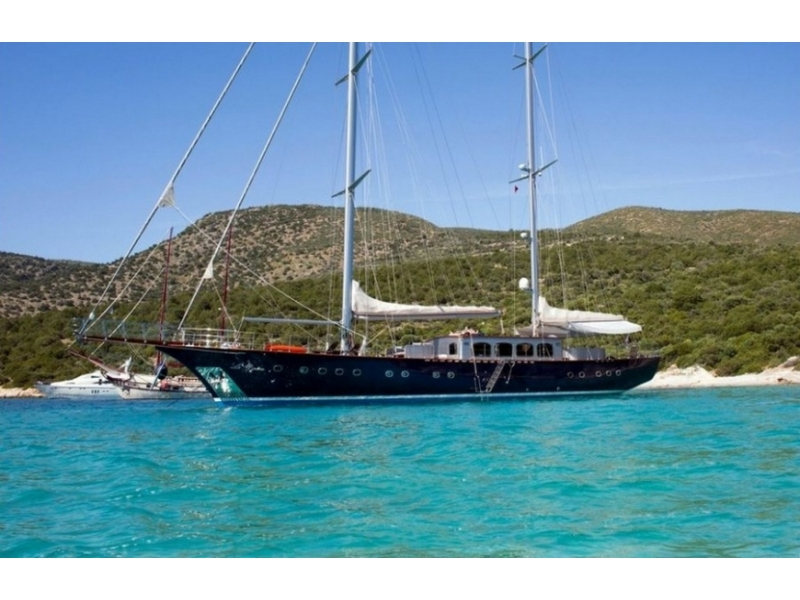 M/S Le Pietre sailing yacht for sale