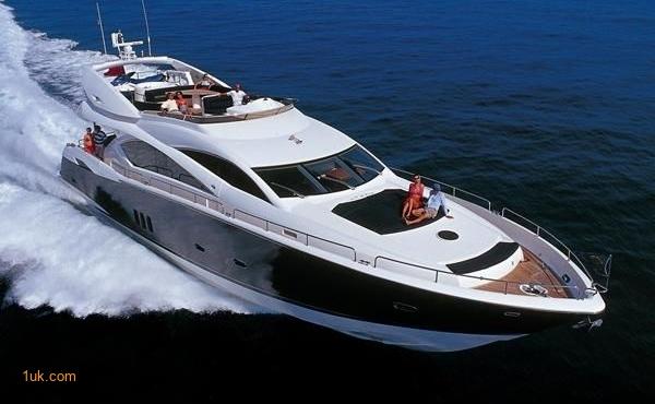 Sunseeker 82 Luxury Yacht for sale