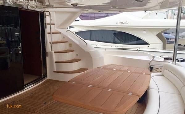 Sunseeker yachts for sale in Croatia