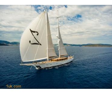 Mediaterranean Charter: Zanziba: Gulet sailing yacht