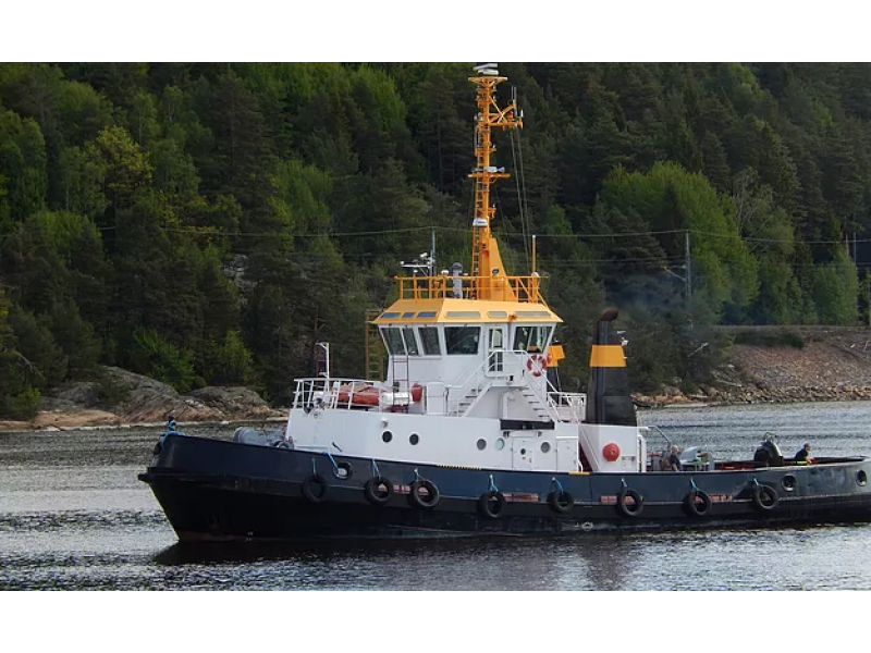 Norway Tug 27ft Bollard Pull