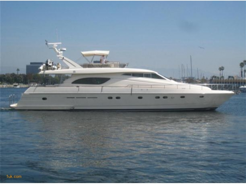 "Ferretti Yachts 720 Flybridge ""Diamond Girl"""