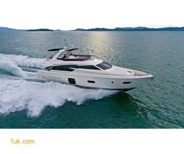 "Ferretti 720 ""Band of Gypsies"""